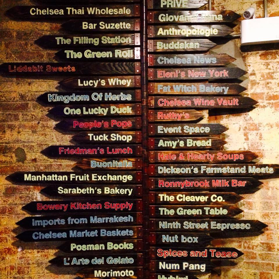 Chelsea Market Food Shopping Paradise In The Meatpacking