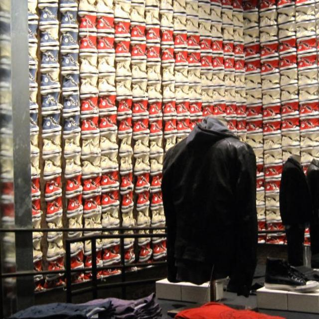 ef7c0dacd8ad The Converse Speciality Store in SoHo