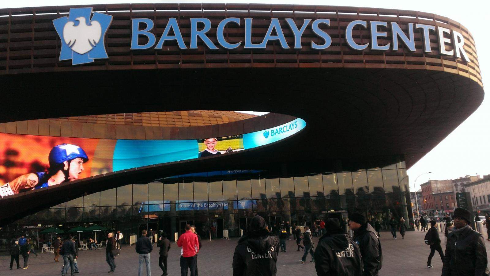 Barclays Center Basketball Brooklyn Nets Tickets