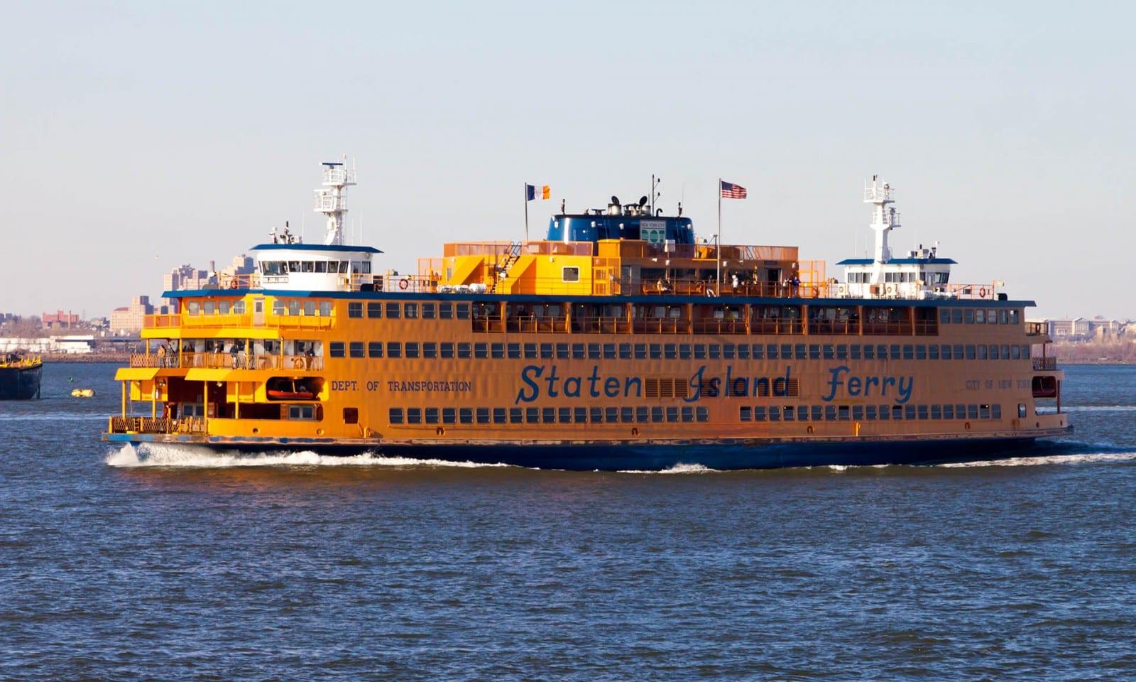 Staten Island Ferry Ride Time