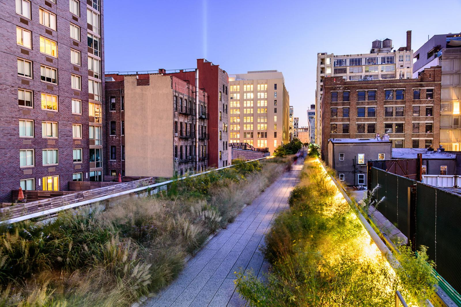 The high line park nyc the public park in the sky for High line hotel nyc