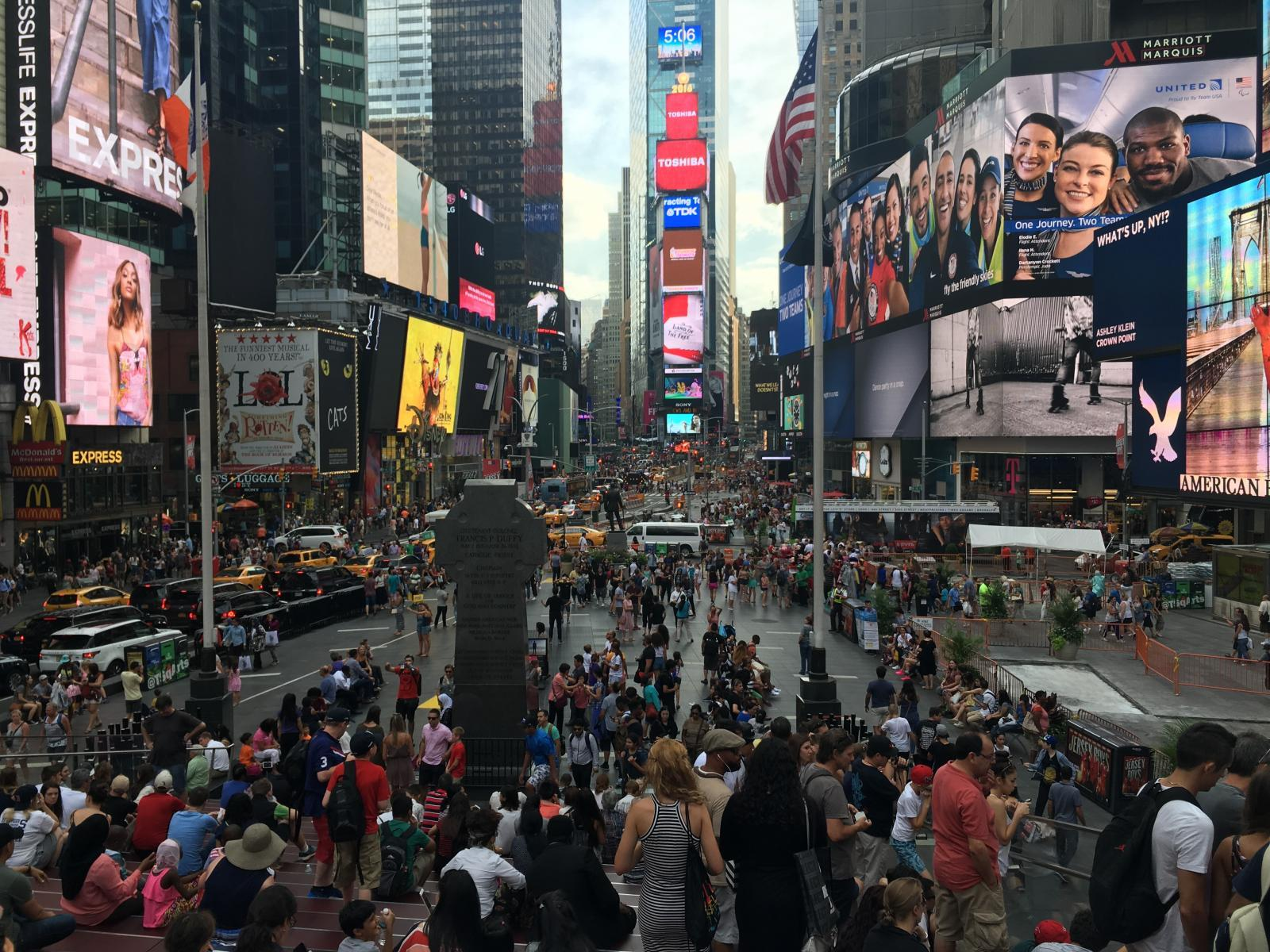 New York Weather August 2020 ▷ The Best Time to Visit New York City | Complete Guide by Month