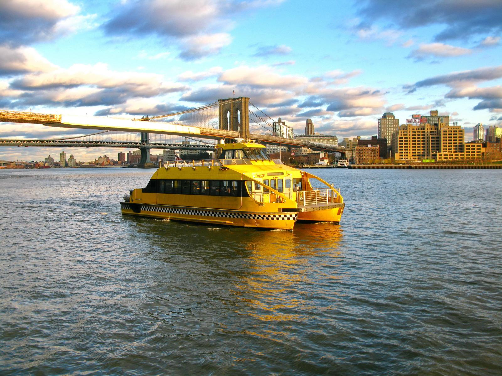 NYC Watertaxi