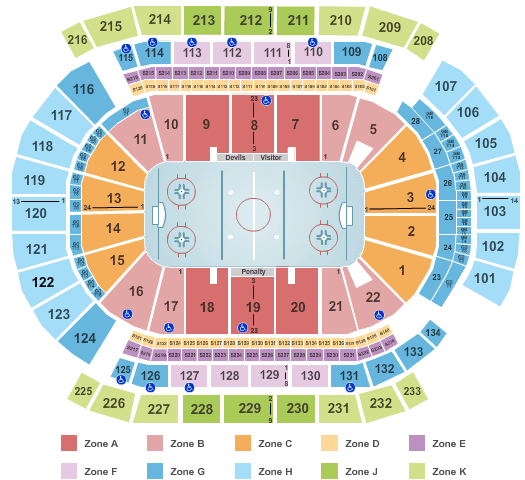 new product f2082 b6615 ▷ New Jersey Devils Tickets & Schedule 2019 | The Ultimate ...