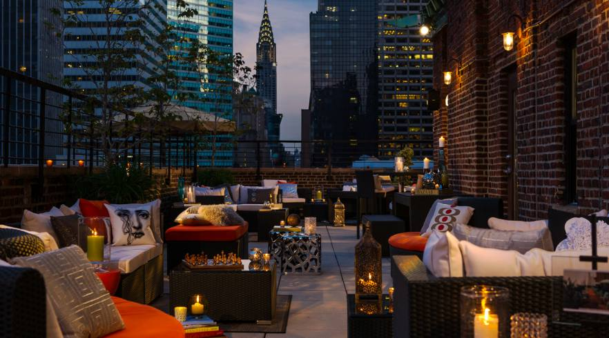 The 34 Best Rooftop Bars In New York Your Rooftop Bar