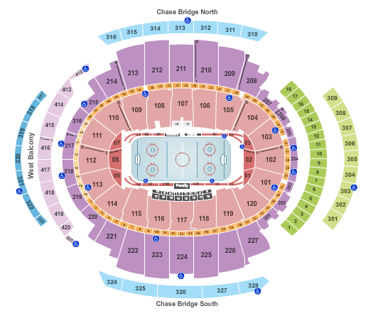 Seating Tickets Madison Square Garden