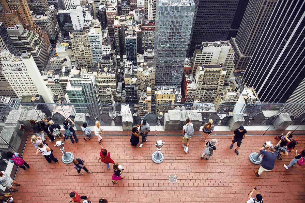 Rockefeller Center Observation Deck
