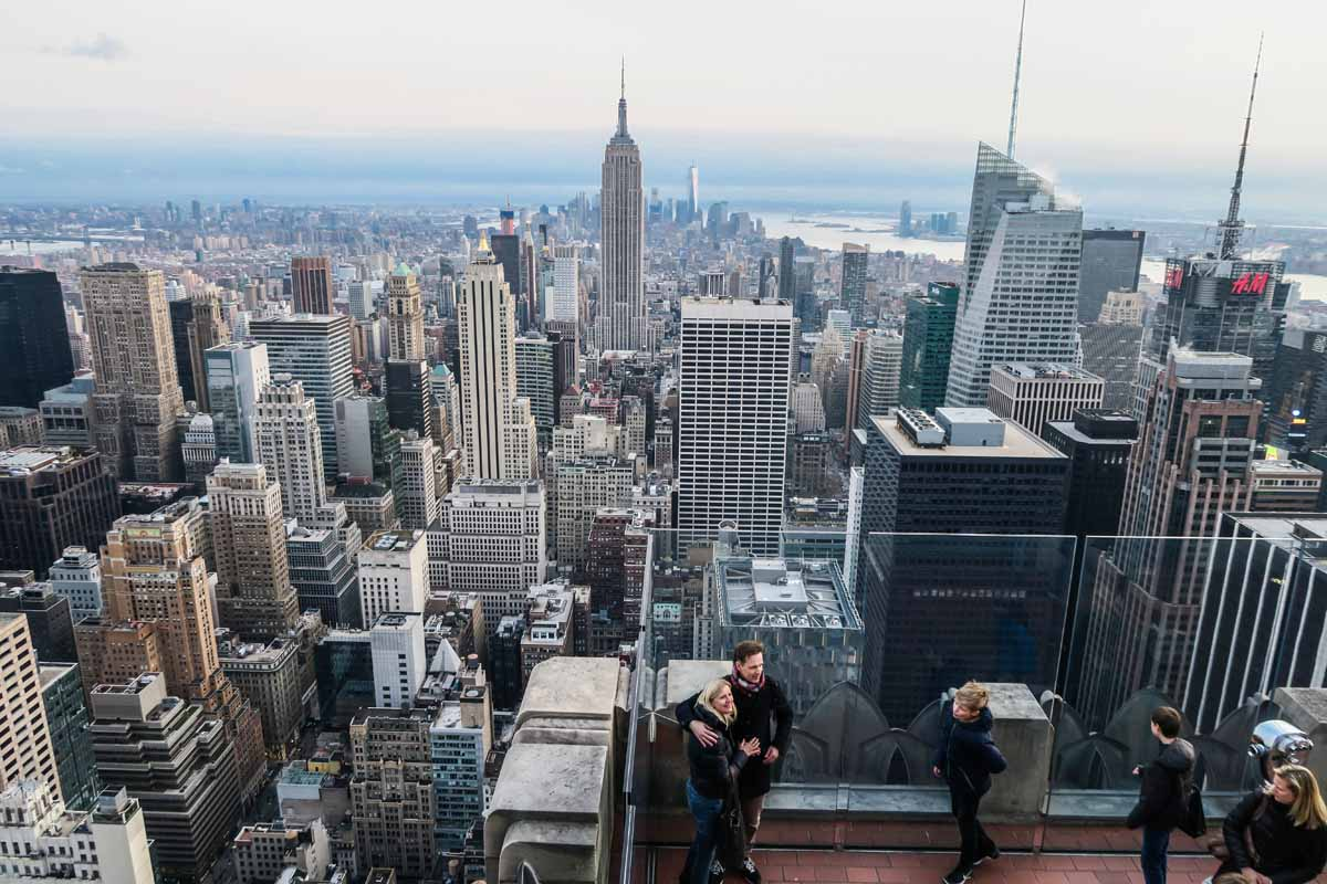 Top of the rock the best view in nyc 2017 tickets info for The best of nyc