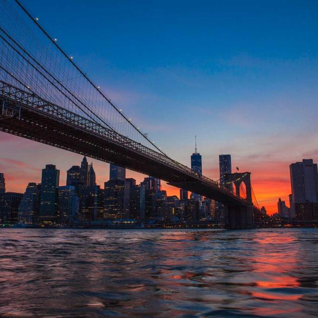 New York City – Twilight cruise