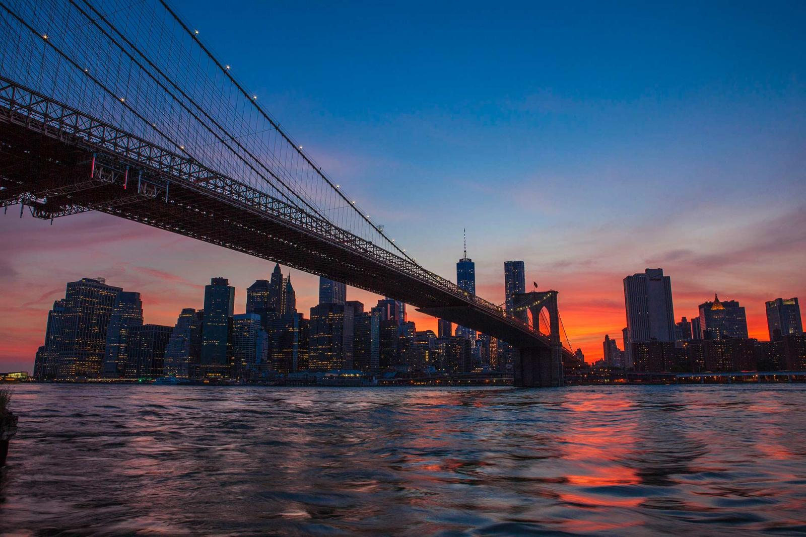 New York City – Twilight cruise