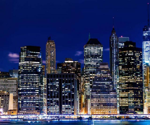 Harbor Cruise at Night NYC: Harbor Lights Tour