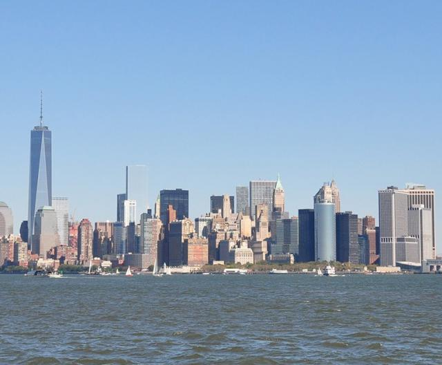 Landmarks Cruise: 2h Cruise Around Manhattan
