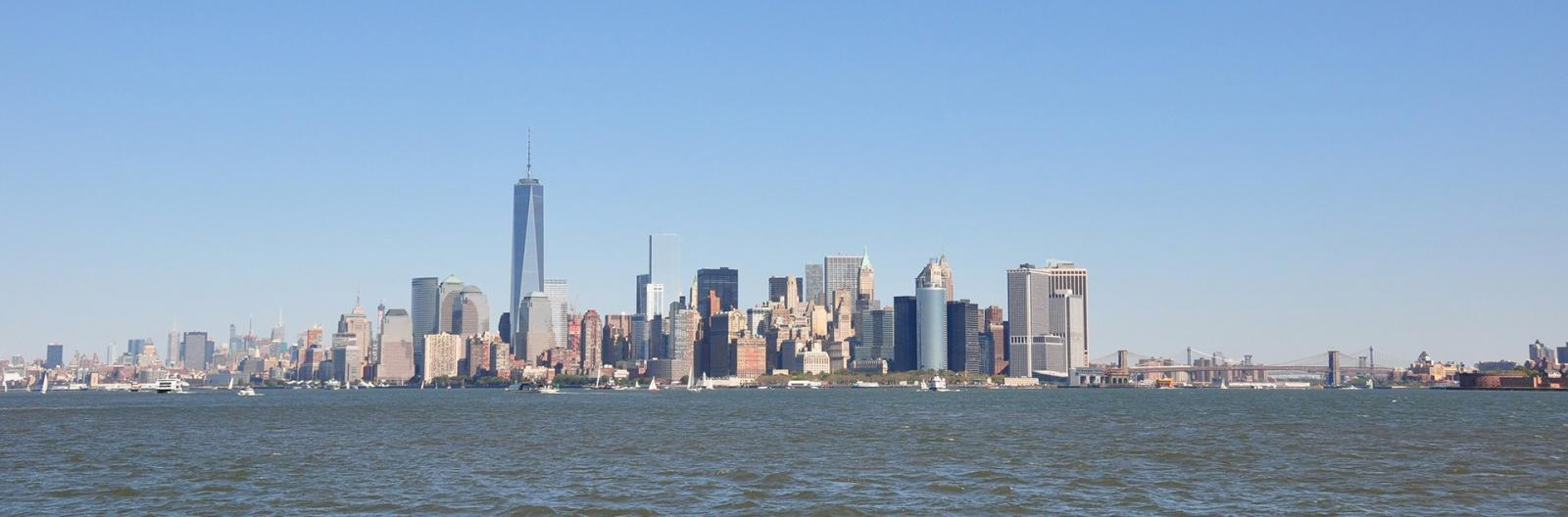 Landmarks Cruise: 2h Cruise Around Manhattan