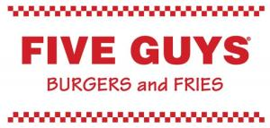 5 Guys Burgers & Fries Logo