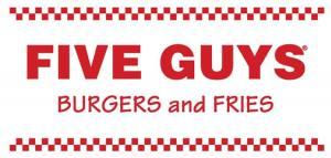 5 Guys Burgers & Fries Logo