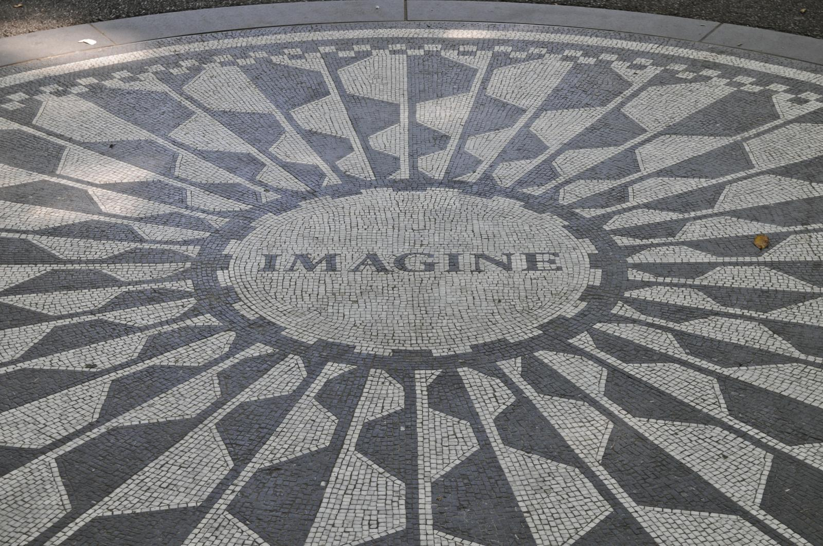 Imagine Mosaic Central Park