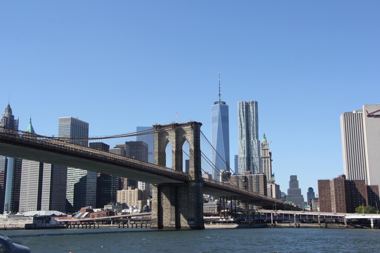 NYC From The Water Cruise