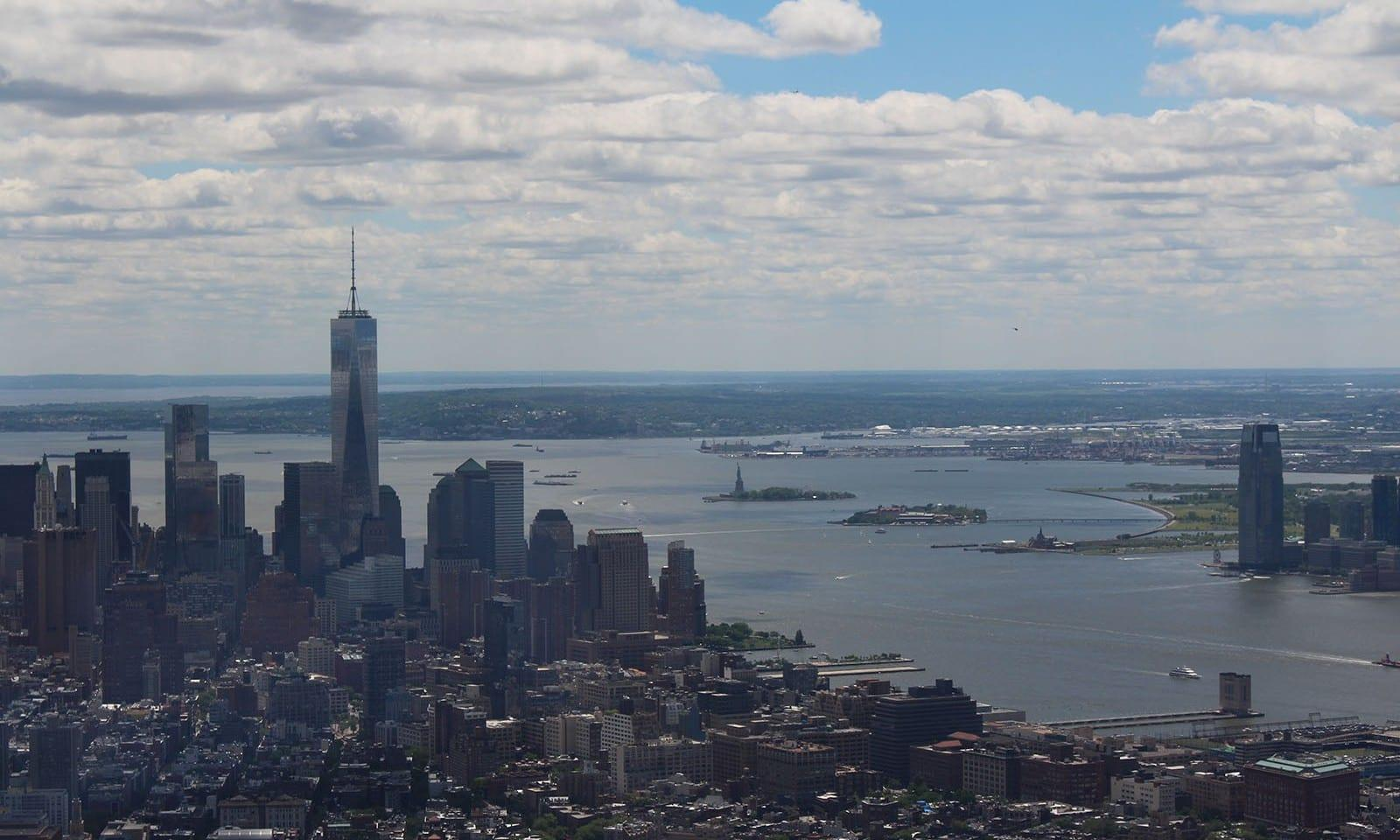 observation decks in nyc our list of the top views in