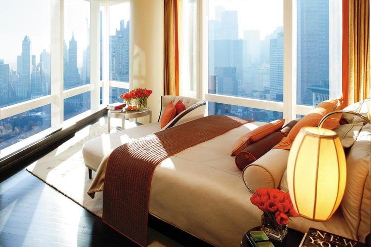 Mandarin Oriental Hotel View