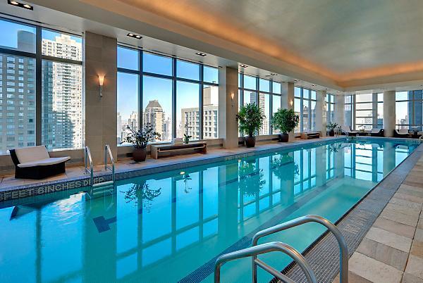 The Mandarin Oriental Hotel New York | Central Park & Hudson