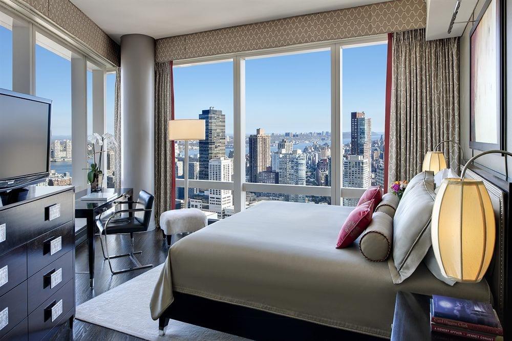 The Mandarin Oriental Hotel New York   Central Park ...