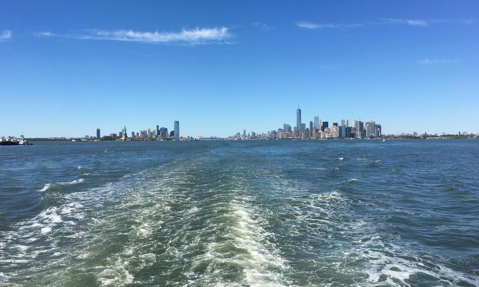 NYC Cruise Boat Tour