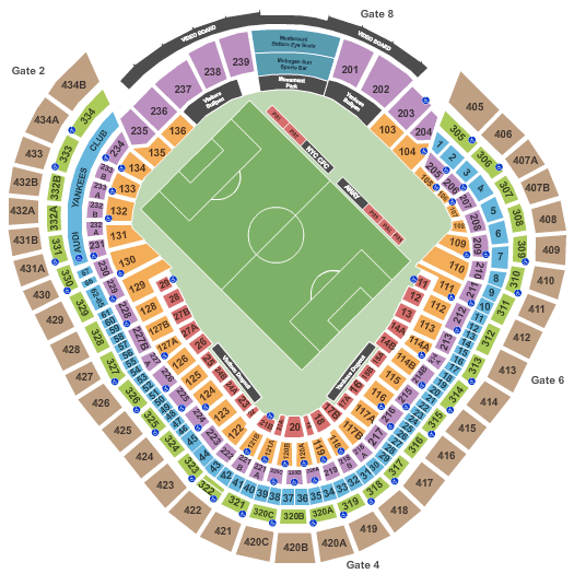 Nyc Fc Tickets Schedule 2019 The Ultimate Guide