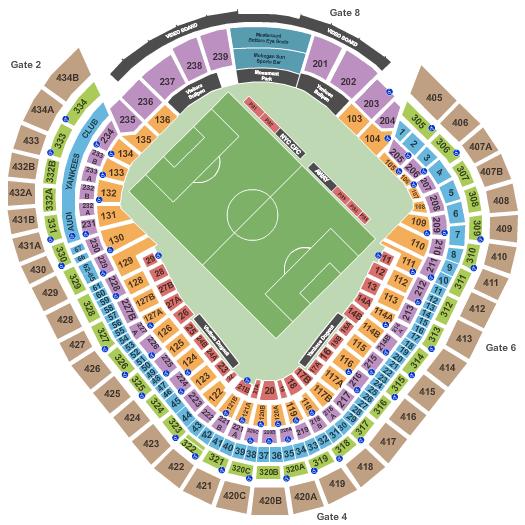 NYC FC Stadium Soccer Tickets
