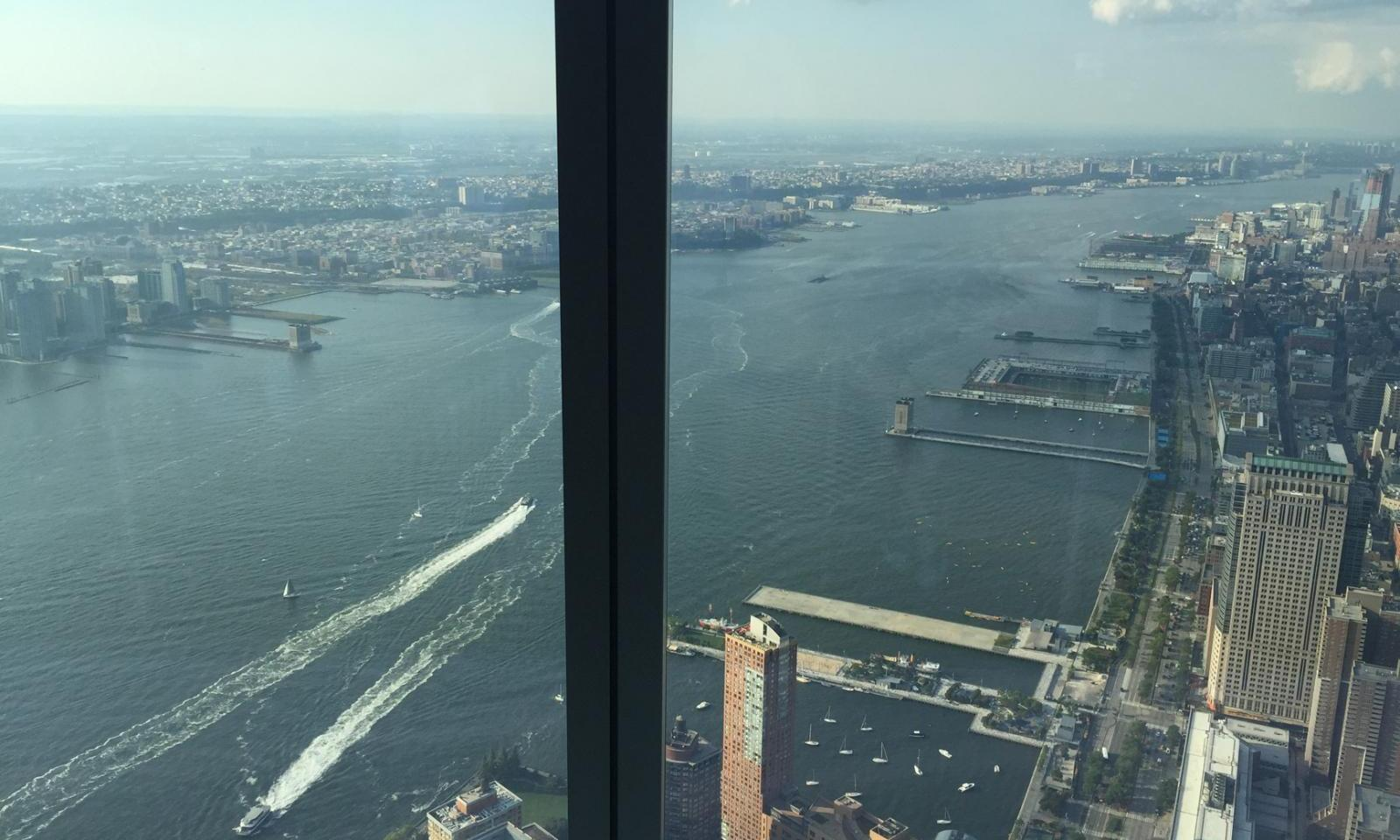 One World Trade Center Observatory NYC