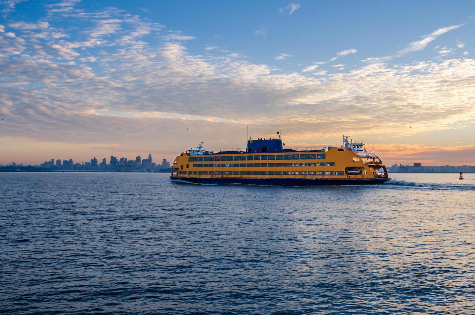 The Free Staten Island Ferry