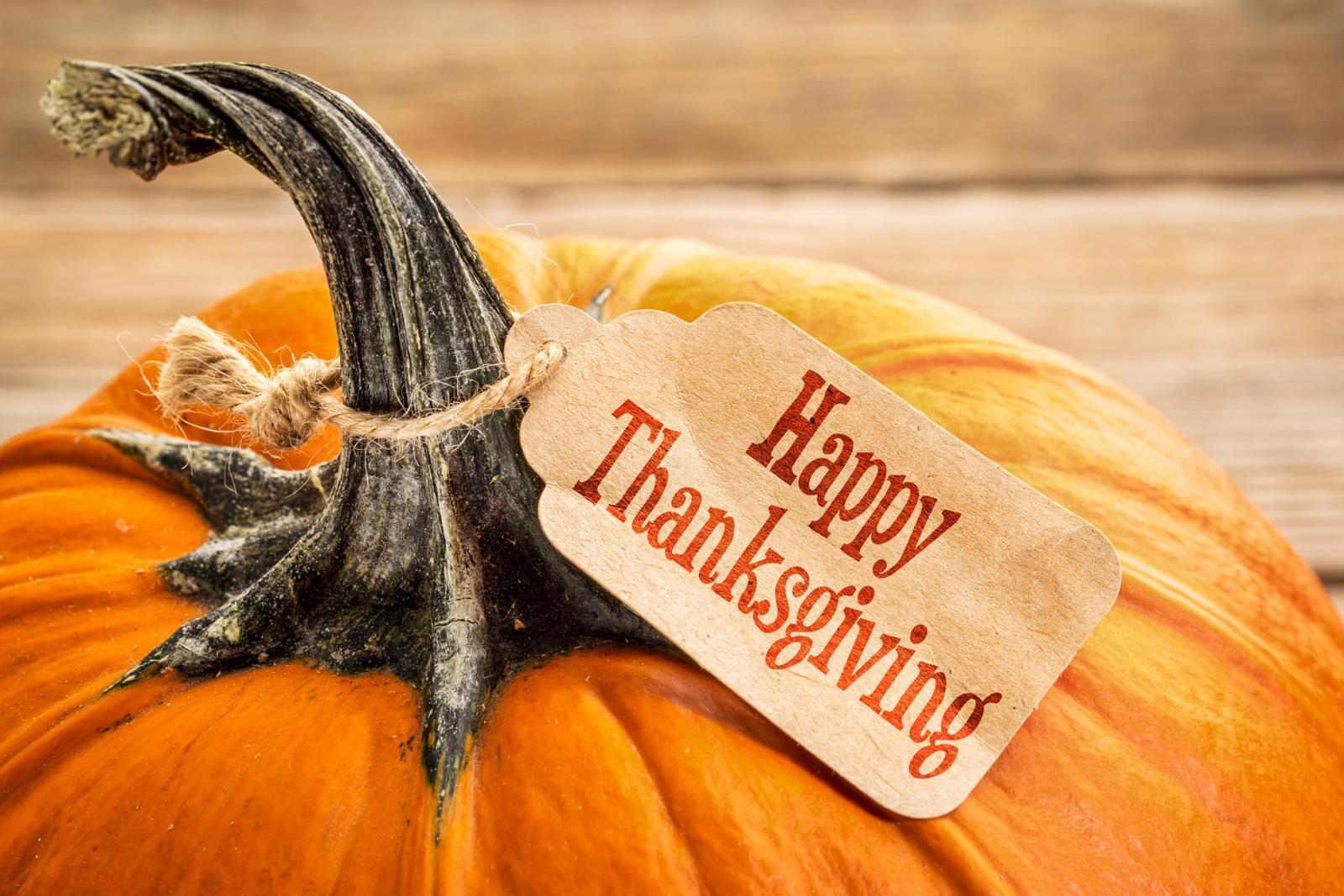 Thanks Giving Pumpkin