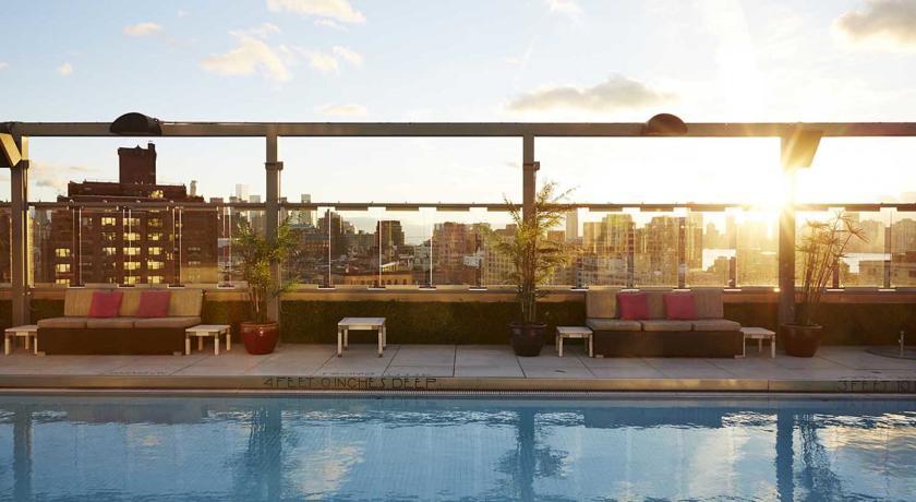 The Gansevoort Hotel View