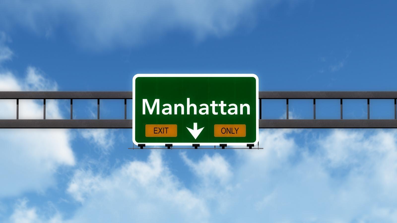 Transfer to Manhattan from Newark