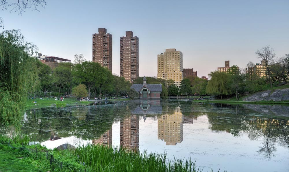harlem meer at central park
