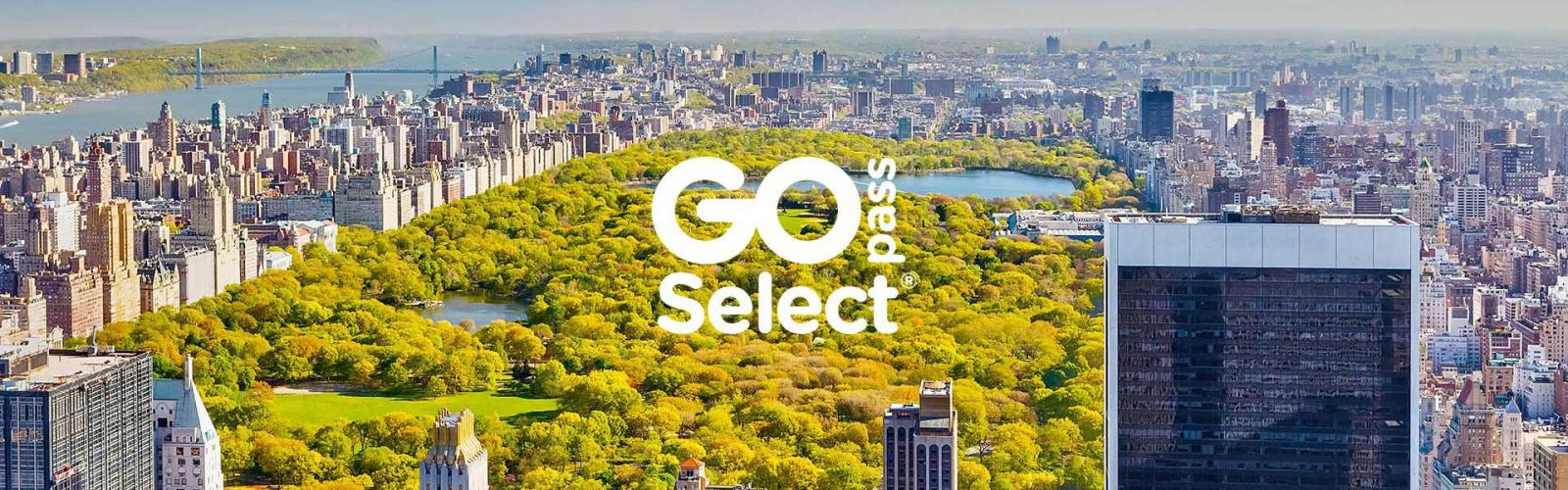 Go Select Pass – New York City