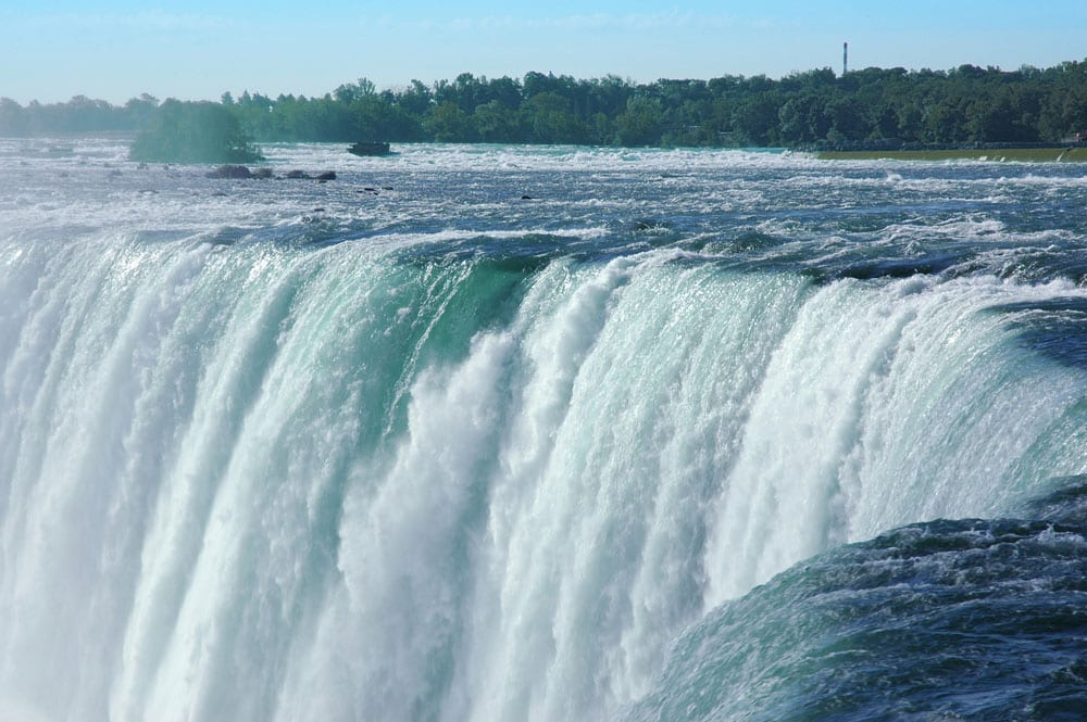 1 Day Trip to Niagara Falls