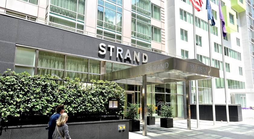 Impressions From The Strand Hotel New York