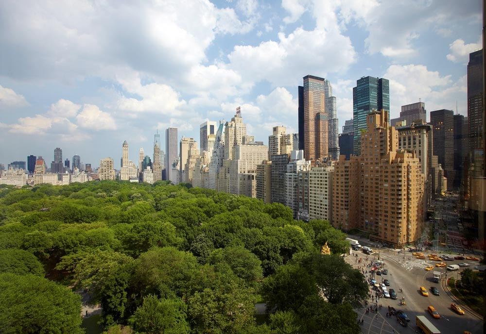 Hotels Around Columbus Circle New York