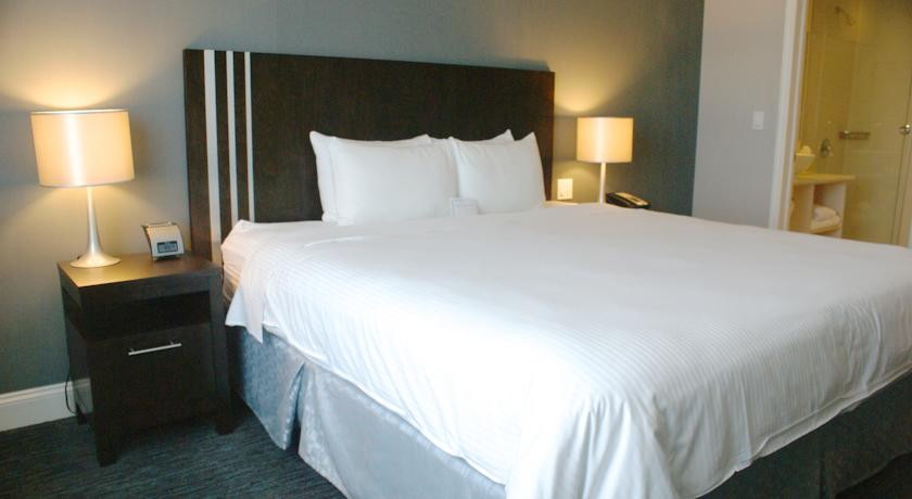 hotelzimmer im hotel wyndham garden long island city new york