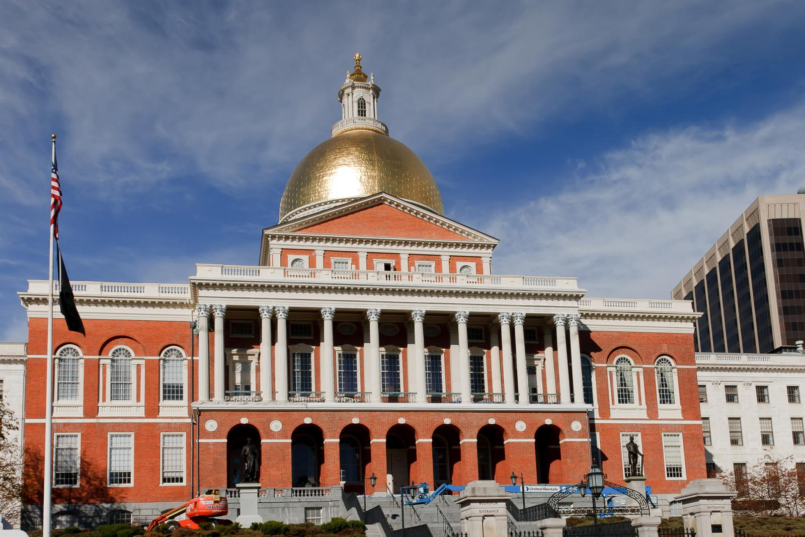 NYC Day Trip to Boston Massachusetts State House
