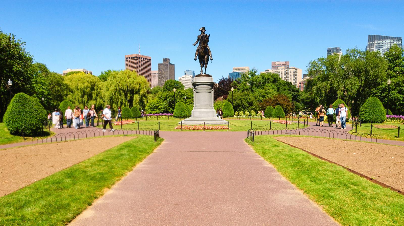 NYC day trip to Boston Common