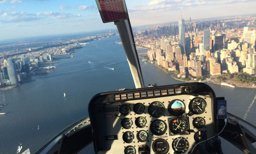 Manhattan Tours Helicopter