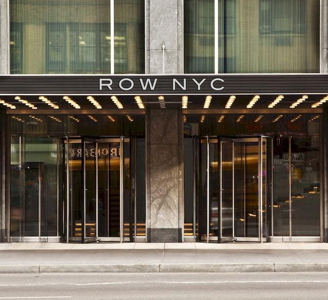 The Row Hotel NYC