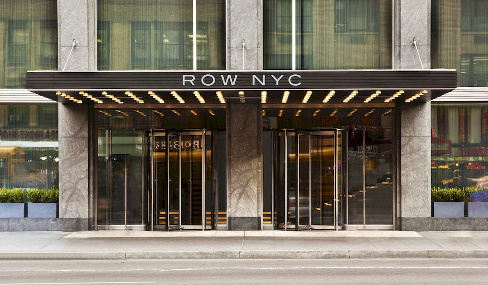 The Row Hotel NYC
