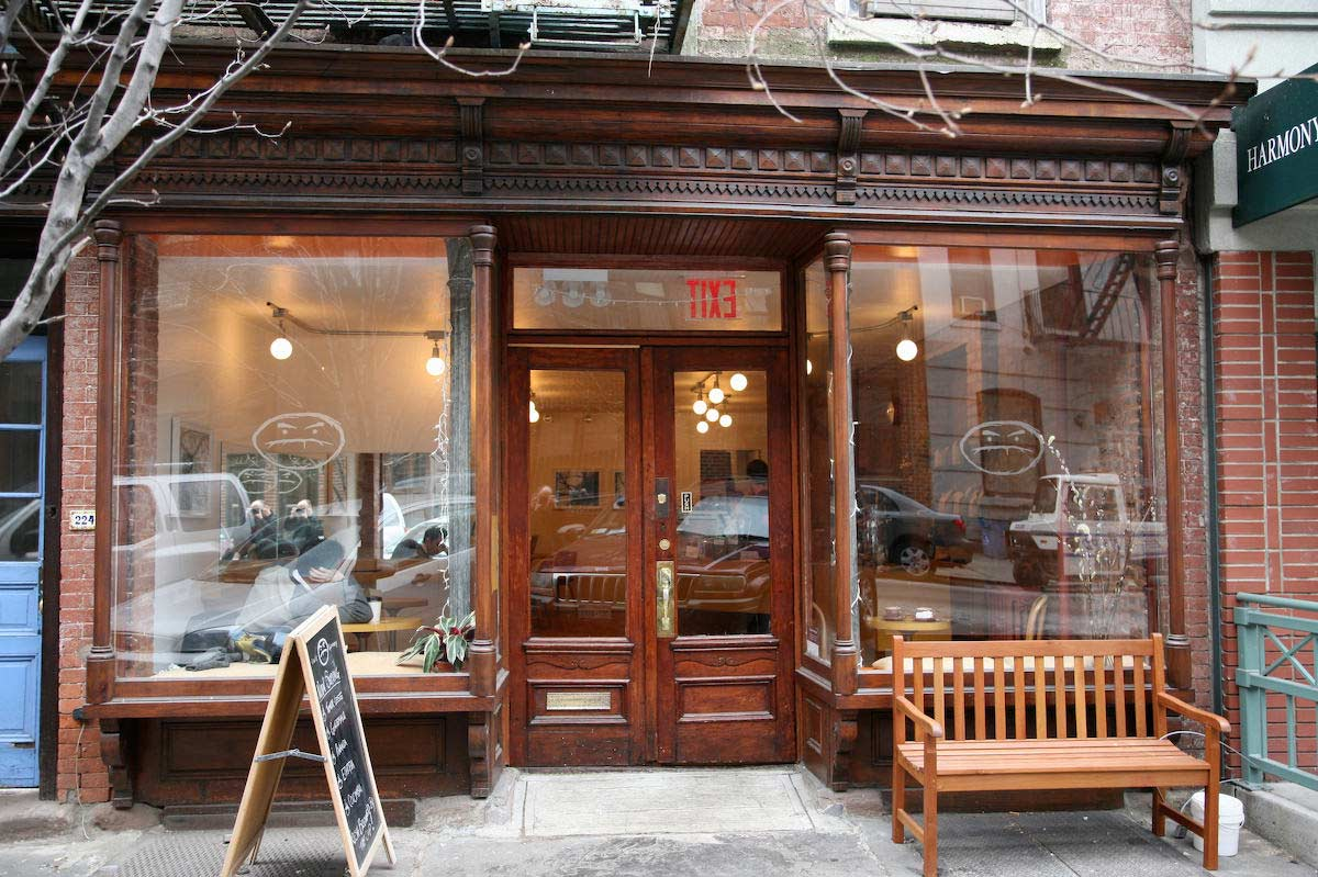 The best coffee in nyc the top 5 caf s in town for Best stores in nyc