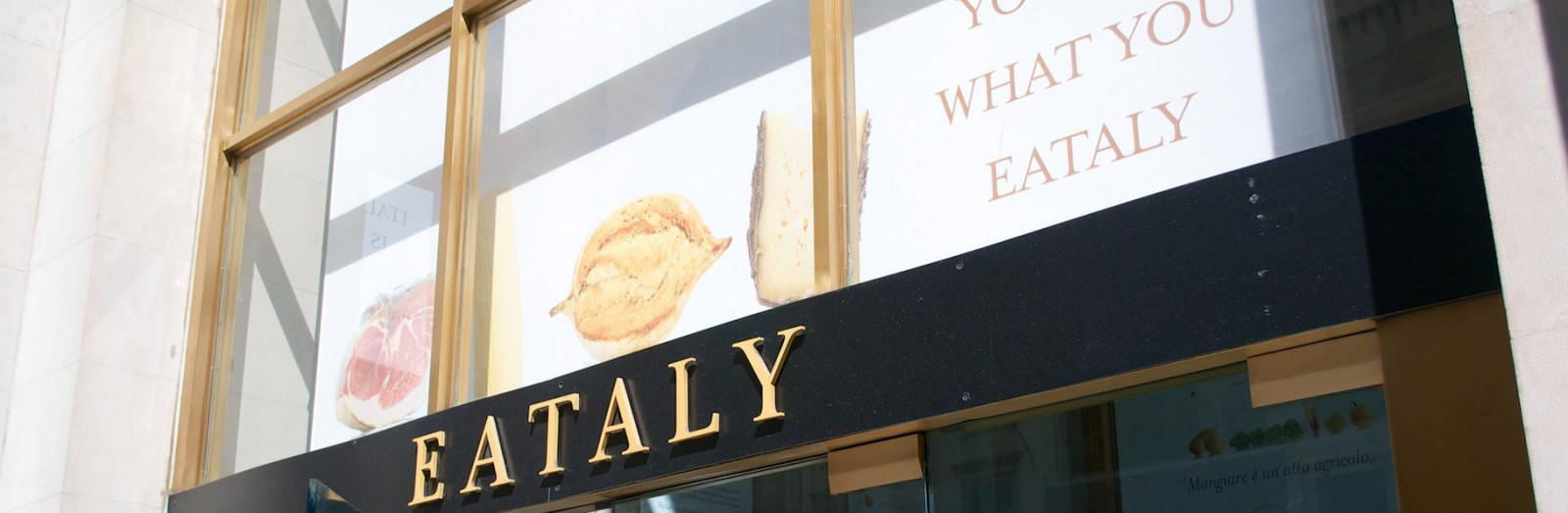 Eataly New York City