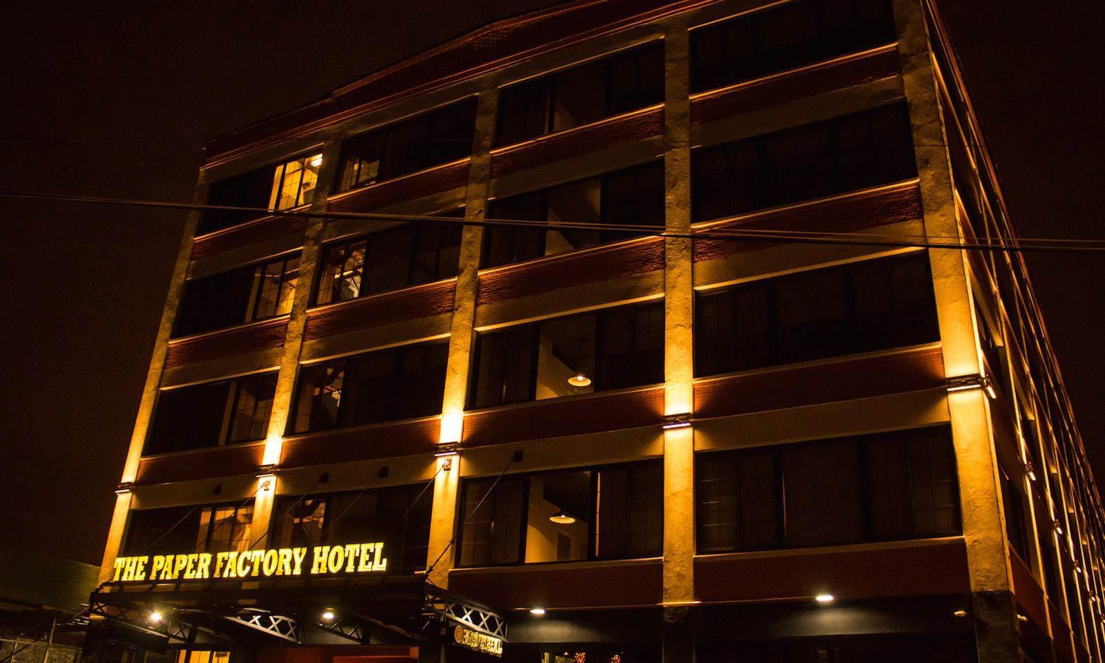 Paper Factory Hotel Long Island City Ny