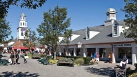 Woodbury Common Outlets in New York
