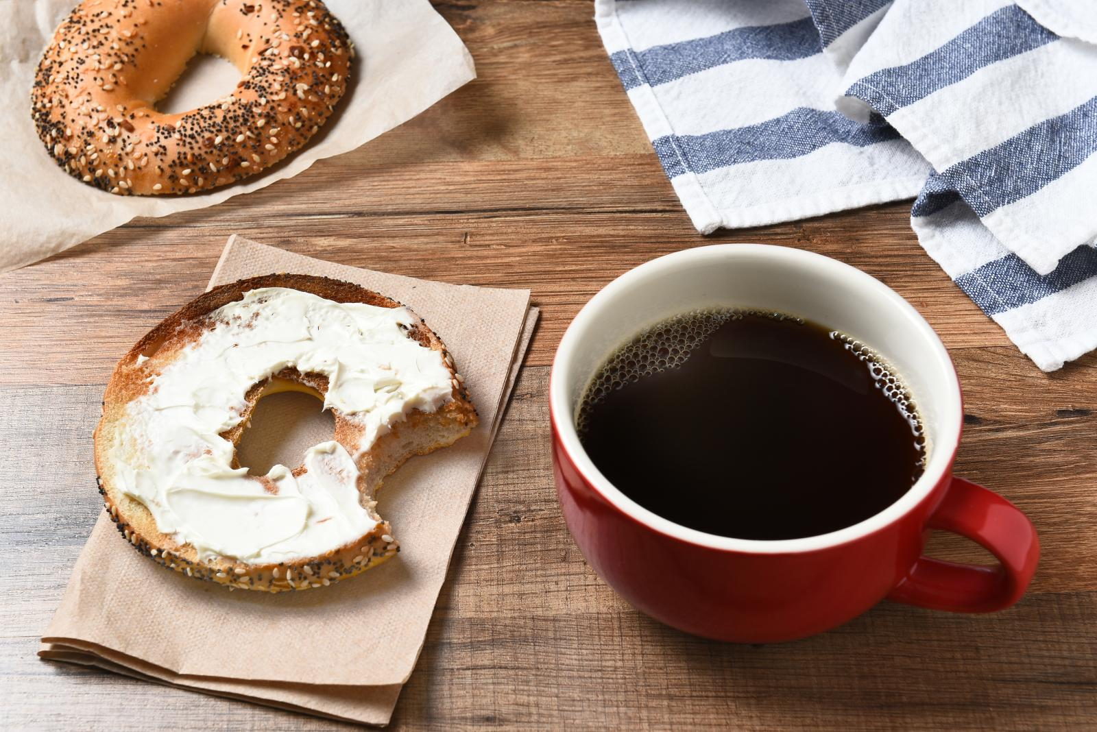 Best Bagel and Coffee