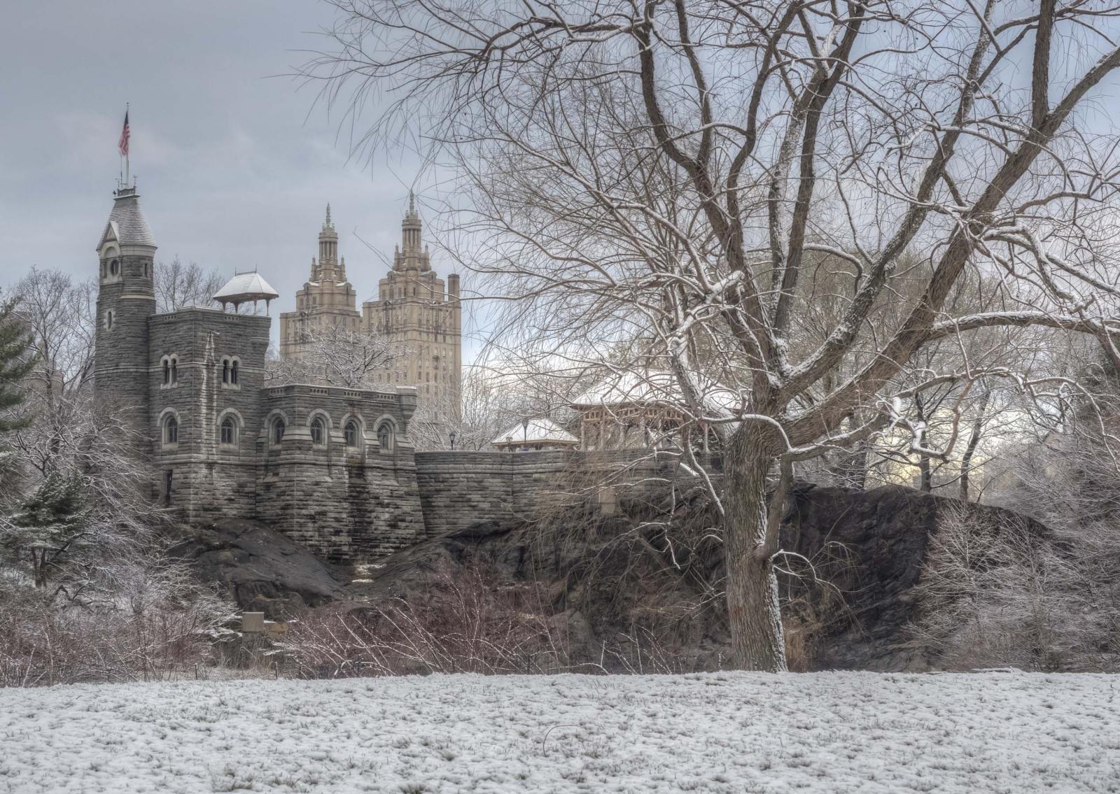 Central Park Belvedere Castle